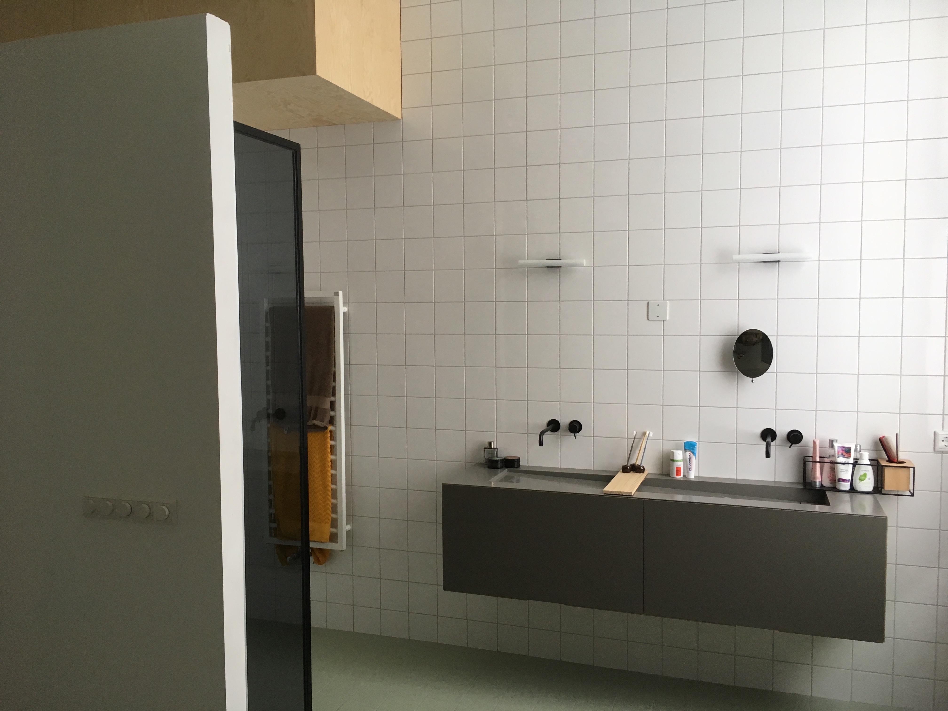 van Steef - badkamers